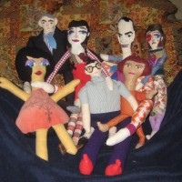 The John Waters Doll