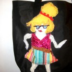 The Girl Dork Dancing Bag, 1