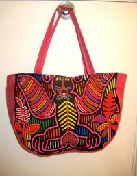 The Mexican Winged Cat Man Bag