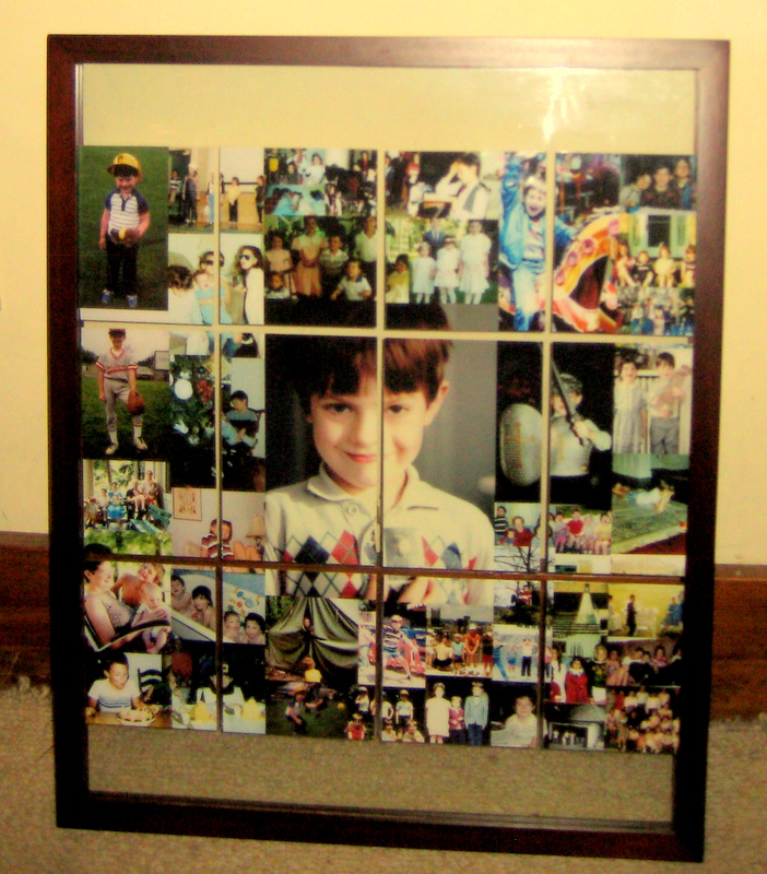 How To Make A Framed Photo Collage Razblint