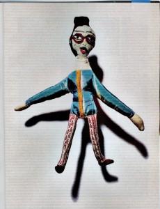 Razblint Dolls in Paper Magazine