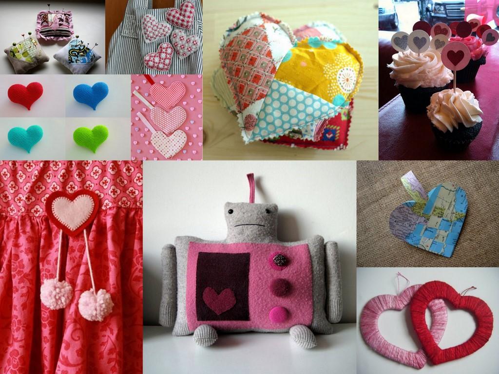 Diy Heart Projects Razblint
