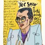 Joe Sacco: Comic Journalism