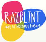Razblint - drawings + art by Margaret Hagan