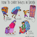 How to Carry Things In Turkish