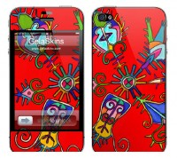 Afghan Embroidery Smart Phone