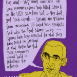 What Syrian Activists Want from the US, Mohamed Najem
