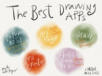 The Best Drawing, Sketching, and Painting iPad Apps