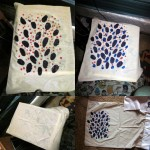 Tree Painted Pillowcases