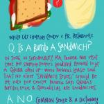 Is A Burrito a Sandwich?