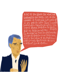 Michael Ignatieff on Partisanship