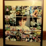 How To Make a Framed Photo Collage