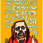 Academic Postcard: Richard Stallman on Apple