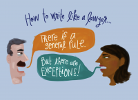 How to Write Like A Lawyer