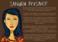 People of Tax Law : Sandra Pevsner
