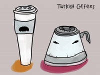 Turkish Coffees